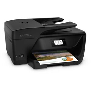 HP OfficeJet 6956 A4 All-in-One Colour Inkjet Printer