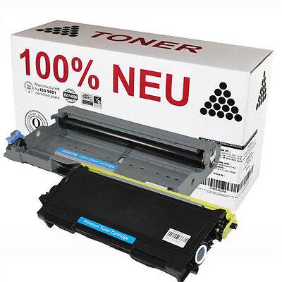 SET 1x PREMIUM BILDTROMMEL + TONER 100% NEU für Brother MFC7420 DR2000 + TN2000 online kaufen