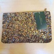Zara Sequin Clutch