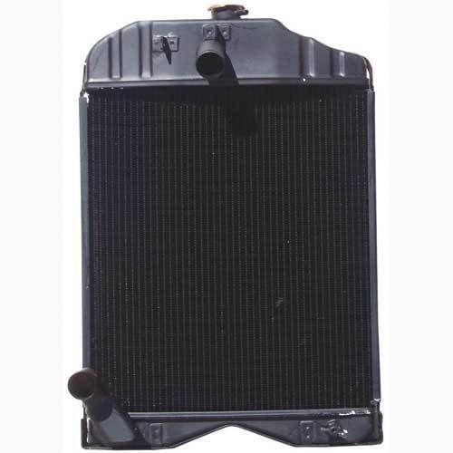 Ferguson Tractor Radiators : Massey ferguson radiator tractor parts ebay