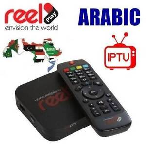 ReePlay Arabic TV for 1 years Mays Hill Parramatta Area Preview