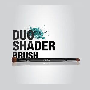 Sombra-de-ojos-cepillo-Duo-por-Aura-cosmeticos