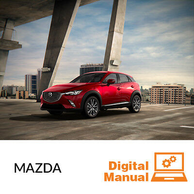 Mazda   Service And Repair Manual 30 Day Online Access