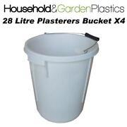 Plastering Buckets