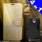 Leather Mobile Phone Flip Cases for Samsung Galaxy Note 4