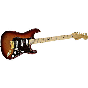 Fender Stratocaster Players Deluxe
