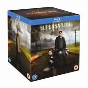 Supernatural Blu Ray