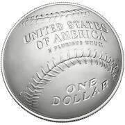 Baseball Coin Silver