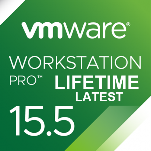 VMware Workstation Pro 15.5/15.X License ✔ LIFETIME ✔ ⭐Fast Delivery⭐