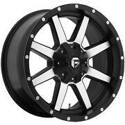 Fuel Maverick Wheels