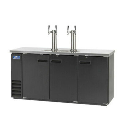 Arctic Air Add72r-2 73 Direct Draw Beer Dispensing Refrigerator