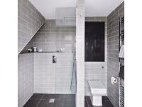 Tiles Metro modern grey XL £7 per BOX 300x100