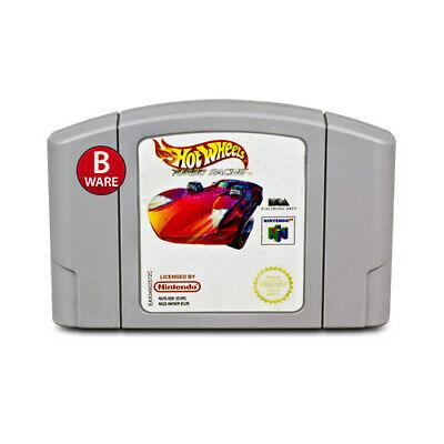 N64 Spiel HOT WHEELS TURBO RACING (B - Ware) #165B