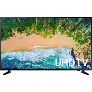 NEW Samsung 65 NU6900 4K UHD HDR PurColour Smart LED TV with Smart Hub (UN65NU6900) Condtion: New