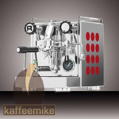 Zwei-kreis-system (Rocket Appartamento Rot Espressomaschine Zweikreis-System Wassertank)
