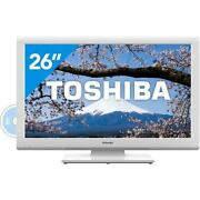 White LED TV