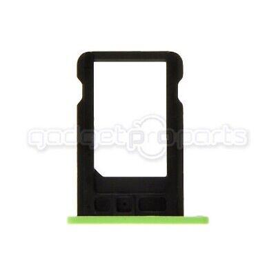 iPhone 5C Sim Tray (Green) - FREE SAME DAY SHIP MON-SAT, usado comprar usado  Enviando para Brazil