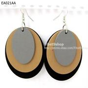 Wooden Earrings