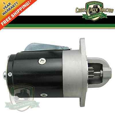 D7nn11001ar New Ford Tractor Starter 2000 3000 4000 5000 7000 2600 3600