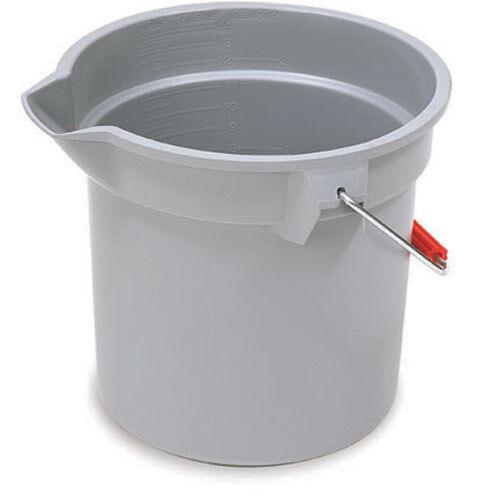 Round Brute Bucket 14 Quart Capacity