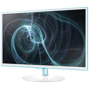 "24"" Samsung PLS LED monitor---white"