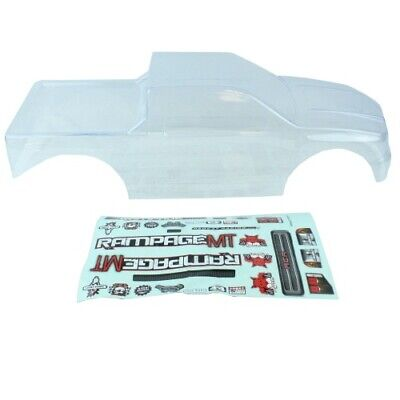 Redcat Racing 50901-Clear 1/5 Truck Body, Clear  50901-Clear