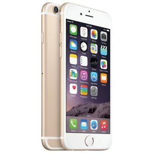 iPhone 6 Gold colour 16 GB