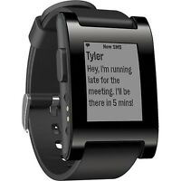 PEBBLE SMARTWATCH FOR IPHONE AND ANDROID