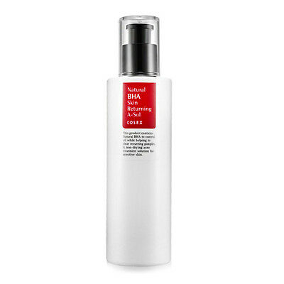 [Cosrx] Natural BHA Skin Returning A-Sol 100ml Toner