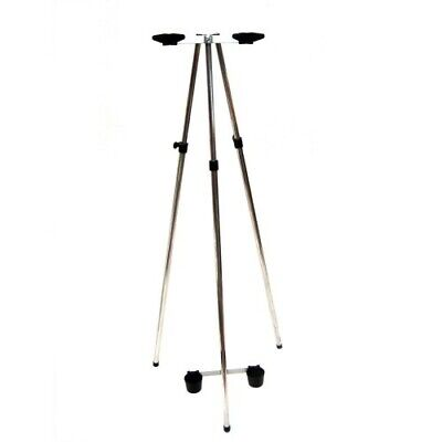 Craig Parker sea fishing 2 rod tripod 3ft - 5ft 2 rests / 2 cups