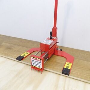 QUIKBRACE Pneumatic Floor Clamp Installation Timber Flooring NEW Sandgate Newcastle Area Preview