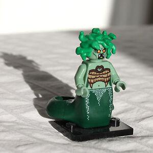 Lego minifigure Medusa