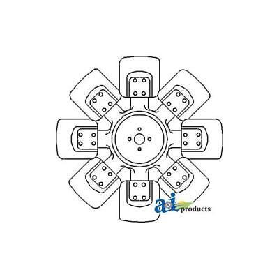 Ar85892 8-blade Radiator Fan For John Deere Tractor 4240 4350 4430 4440 4630