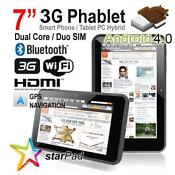 3G Tablet Phone