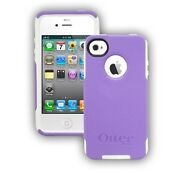 iPhone 4 Otterbox Commuter Purple