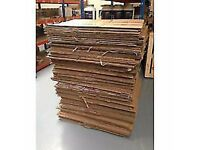 Strong DOUBLE WALLED CARDBOARD BOXES 24 X 16 X 12 (Moving House Boxes)