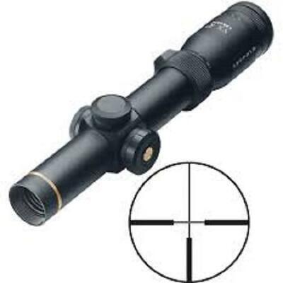 Leupold VX-R 1.25-4x20 Riflescope (Illuminated FireDot 4 Reticle)