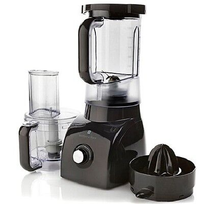 Used, Wolfgang Puck 500 Watt Trio Food Processor Blender Juicer BBLFP1000 for sale  New Haven