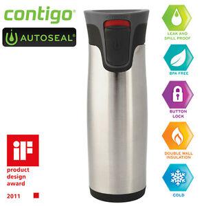 contigo aria autoseal vacuum insulated coffee travel mug. Black Bedroom Furniture Sets. Home Design Ideas