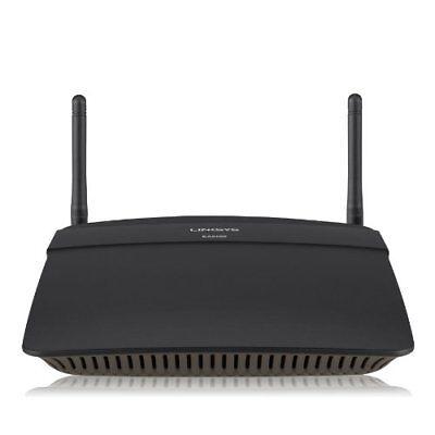 Linksys AC1200 Wi-Fi Wireless Dual-Band+ Router, Smart Wi-Fi