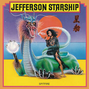 Jefferson Starship/ Jefferson Airplain Vinyl Records