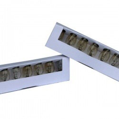 7-Pack Clear Blinkies Bulbs