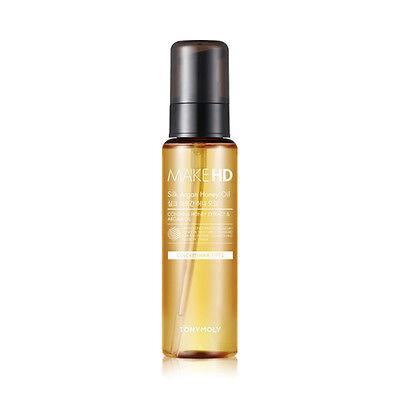 TONYMOLY Make HD Silk Argan Oil - 85ml #Honey (Damaged Hair)
