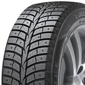 4 pneus dhiver neufs 215/55/17 Laufenn i Fit Ice 98T XL. ***LIVRAISON GRATUITE AU QUÉBEC***