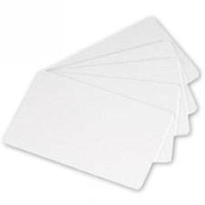 Eltron Card Printers - Genuine Zebra/Eltron 500ea 10 mil Thermal Plastic Cards 104523-114 104523-210