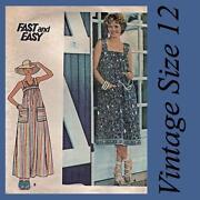 Butterick Dress Patterns