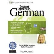 Learn German CD