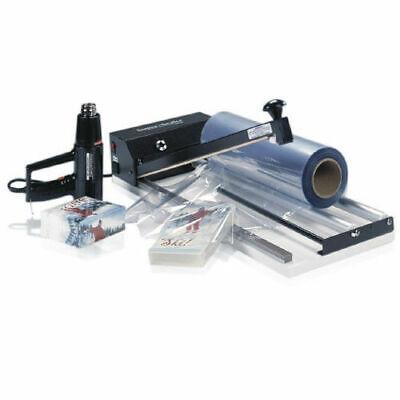 Traco Ss-40ds Superseale 40 Deluxe I-bar Sealer Shrink Wrap Machine W Heat Gun