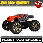 RC 4WD Rock Crawler