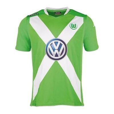 VFL Wolfsburg Heimtrikot 2014/15